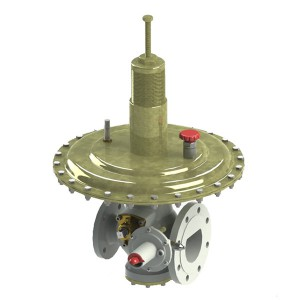 EM25 / 50/80 / 100SERIES PRESSURE REGULATORS