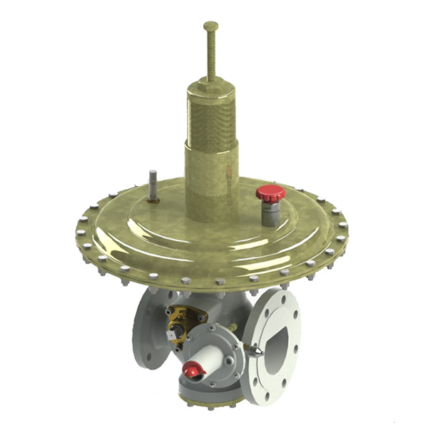 EM25 / 50/80 / 100SERIES PRESSURE REGULATORS Featured Image