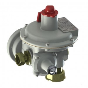 LQ10/LQ25 SERIES PRESSURE REGULATORS
