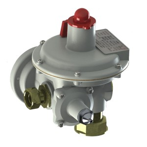 ER100 seriyali PRESSURE REGULATORS