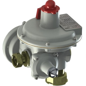 100% Original Regulator With Flowmeter -