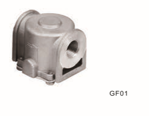 China New Product Gas Back Pressure Regulator -