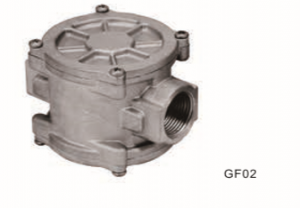 Factory For Gas Regulators -