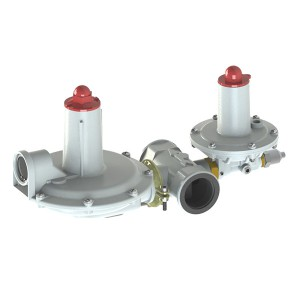 LT17 SERIES PRESSURE REGULATORS