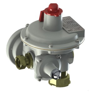 Chinese Professional Gas Regulator With Hose -
